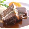 伊藤グリル - 料理写真:神戸牛を使った★ビーフシチュー《極み》ノーマルも人気ですが、神戸牛にこだわる方はぜひご賞味下さい!
