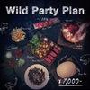 ザ・ミートショップ - 料理写真:〈wild partyPLAN/7000円〉飲み放題付き4名様~