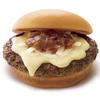 モスバーガー - 料理写真:とびきりチーズバーガー