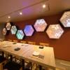 LBK CRAFT - 内観写真:幻想的なLED照明システム