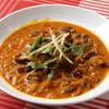アジャンタ - 料理写真:ラージマカレー