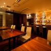 ランコントル - 内観写真:大人のお客様が多い落ち着いた空間
