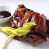 四川料理 蜀彩 - 料理写真:鴨の燻製蒸し