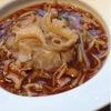 星期菜ヌードル&シノワ - 料理写真:限定 フカヒレ姿入り 朝倉野菜いり餡かけそば