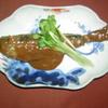今昔亭 - 料理写真:小倉名物いわしのぬか炊きです。