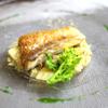 イタリアンレストラン Zucca - 料理写真:甘鯛のウロコ焼き