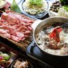 颯々 - 料理写真:牛タン鍋