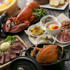 オマール海老&ラクレットチーズ 魚×肉バル オマール - メイン写真: