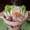 かにじまん - 料理写真:ぶり鍋一人前