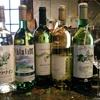 魚の田が肉 - ドリンク写真:国産白ワイン