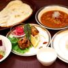 タゴール - 料理写真:チキンカバブ&カリーセット(ディナー)
