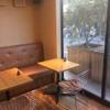 カフェ ゼノン - 内観写真:テラス ソファー席 喫煙