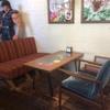 カフェ ゼノン - 内観写真:4名様用ソファー席