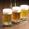名古屋ビール園 浩養園 - ドリンク写真:浩養園地ビール飲み比べセット