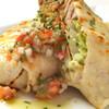E・A・T - 料理写真:EATでしか食べれないアメリカのブリトー!これだけを目的でたくさんの外人が来店します!