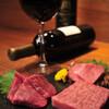 飛騨牛専門 華家 - 料理写真:お好きなお酒にあわせて