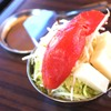 月島もんじゃ 屋形船 - 料理写真:新鮮な明太子とお餅が絶妙にマッチ!!