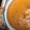 アトランティック - 料理写真:チャングロアラバスカ。蟹の旨みたっぷりのソース。バケットと一緒にお召し上がりください。