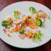 鉄板焼 川崎 - 料理写真:カンパチのカルパッチョ