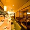 居酒屋 酒神 三代目 - 内観写真:ゆったりとしたカウンター席となっております☆