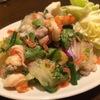 CONROW - 料理写真:春雨とシーフードのスパイシーサラダ