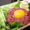 牛たん一福 - 料理写真:牛タンユッケ