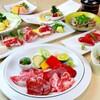 菅乃屋 - 料理写真:【復興応援】ディナーコース7,000円