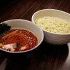 麺処 井の庄 - 料理写真:辛辛魚つけめん