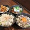 麺処 井の庄 - 料理写真:毎月変わる!【サイドメニュー】特製豚ご飯