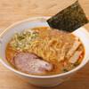 ラーメン 菅家 - 料理写真:味噌ラーメン。体の芯まで温めます。