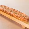 甘太郎 - 料理写真:カリッとサクッと明太焼きフランス