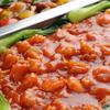 天空のジパング - 料理写真:エビチリ・酢豚