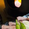 にわ - 料理写真:酒の肴に最適な 『鴨ねぎ焼き』