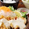 かま濃 - 料理写真:ボリューム満点 『チキン南蛮セット』