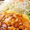 かま濃 - 料理写真:ふわトロのたまらない食感『名物とろ〜りオムライス』