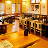かま濃 - 内観写真:気軽に入れる、アットホームな雰囲気の店