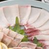 はくしか - 料理写真:鯨の『3種盛り』
