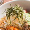 あっしゅ - 料理写真:冷たくて歯ごたえのある『冷麺』