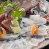 駒龍 - 料理写真:鮮度のよさが決め手『平目薄造り、鮪』