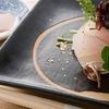 銀座和乃匠 - 料理写真:コクのある上品なお刺身 『黒ソイのおつくり(青森産)』