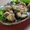 とりい - 料理写真:九州名物「黒焼き」がヒント。柚胡椒で頂く『知覧鶏の炭焼き』