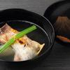 日本料理 晴山 - 料理写真:炭火の香ばしさと出汁の風味が決め手『聖護院大根と甘鯛のお椀』