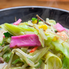 元祖赤のれん 節ちゃんラーメン - 料理写真:二種類のスープを合わせた濃厚な美味しさ 『チャンポン』
