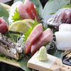 甚伍朗 - 料理写真:相模湾の選りすぐりの海の幸を堪能! 『刺身の盛り合わせ』