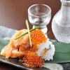 甚伍朗 - 料理写真:寿司ネタはもちろん、お米にもこだわった寿司だからこんなことも