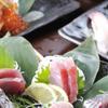 甚伍朗 - 料理写真:毎朝、相模湾や近海から水揚げされた新鮮な地魚を仕入れます