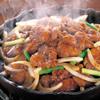 どん蔵 - 料理写真:焼きもつ:福岡の中でもどん蔵だけしか食べられない逸品。