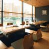 さが風土館 博多季楽 - 内観写真:2階焼肉小上がり席(堀こたつ式)