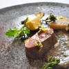 フィオッキ - 料理写真:二宮さんの鴨胸肉と筍、京芋のロースト