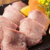 焼肉 おくう - 料理写真:マイヤーレモンを絞って『黒毛和牛さつまビーフの特撰タン塩』